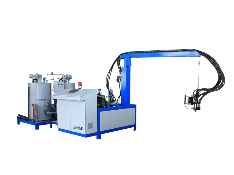 Poliüretan Yüksek Basınçlı Kompen Makinesi