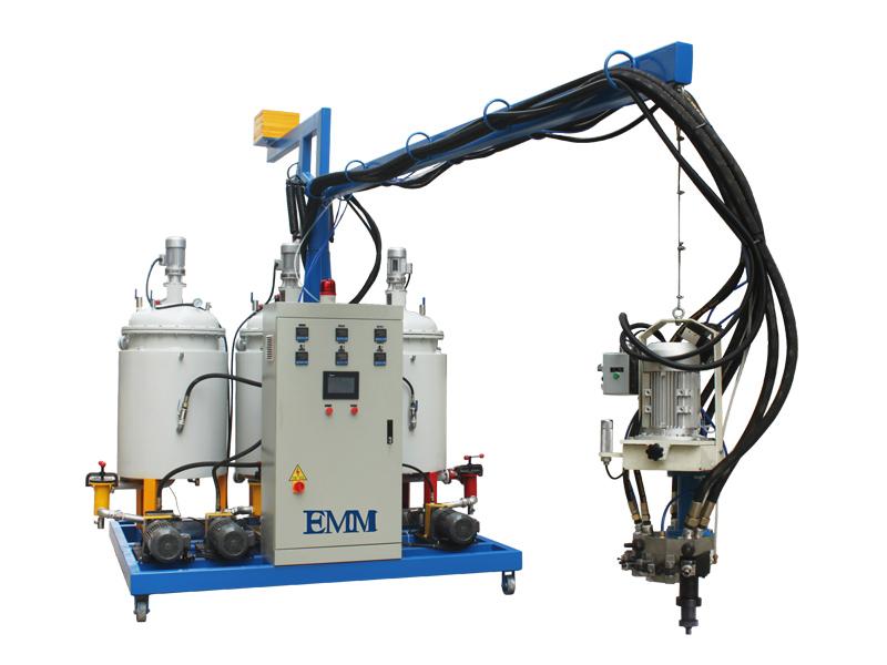 Poliüretan Alçak Basınçlı Köpürme Makineleri
