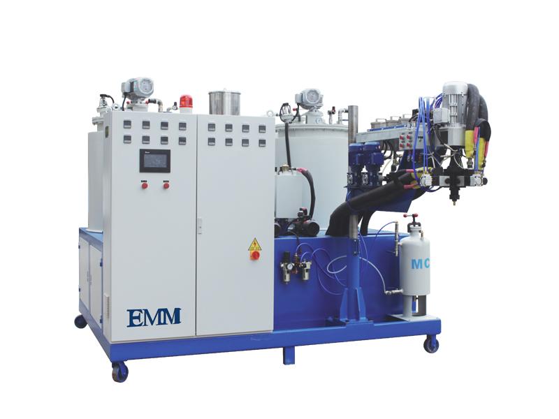 Poliüretan Dambıl Döküm Makinesi