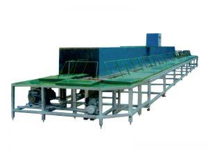 Çin poliüretan koltuk minderi için düşük basınçlı esnek poliüretan köpük makinesi