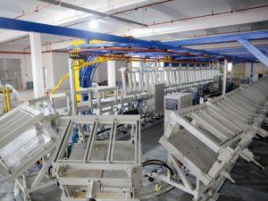 boyun dinlenme yastık halkası üretim hattı makinesi