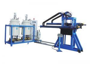 poliüretan püskürtme makinesi