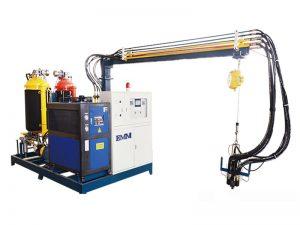 yüksek basınçlı köpük makinesi, poliüretan köpük dökme makinesi, pu köpük enjekte vitrin yapma makinesi