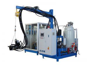 sürekli tip yüksek basınç pu poliüretan sprey köpük yalıtım makinesi
